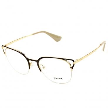 Armação Óculos de Grau Feminino Prada VPR64U 98R-101 53-20