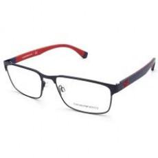 Armação Óculos de Grau Masculino Empório Armani EA1105 3092