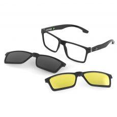 0381867f9c523 Armação Óculos de Grau Mormaii Swap M6057 A02 56
