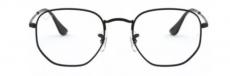 Armação Óculos de Grau Ray-Ban RB6448 2509 Hexagonal
