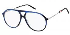 Armação Óculos de Grau Tommy Hilfiger Th1629 Avs 57-13