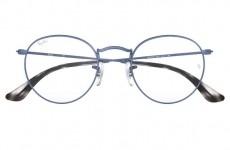 Armação Óculos de Grau Unissex Ray-Ban RB3447V 3071 50 Azul