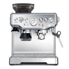 Cafeteira Elétrica By Breville Express Pro em Aço Inox com Moedor 2L 220V Tramontina