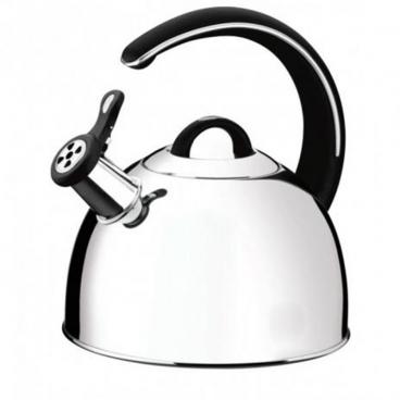 Chaleira Aço Inox 2,8 litros  Design Collection - Tramontina
