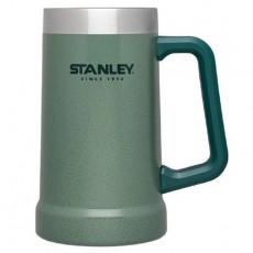 Caneca Térmica Cerveja Chopp  Verde 700 ml Stanley