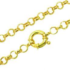 Corrente em Ouro 18K Portuguesa 45cm