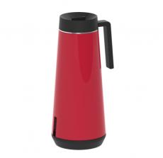 Garrafa Térmica Exata Tramontina Vermelha Com Infusor 750 Ml