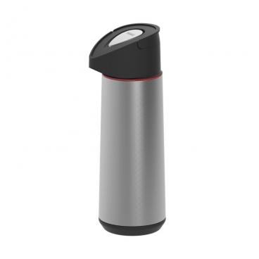 Garrafa Térmica Inox Exata com bomba 1,8 litros Tramontina