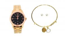 Kit Relógio Condor Feminino Co2036kur/k4p