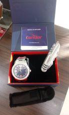 Kit Relógio Condor Masculino CO2035MOT/K3A