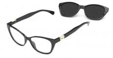 Óculos Clip On Feminino Colcci C6122 A02 52 Armação+Solar