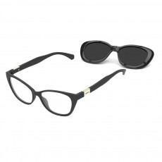 Óculos Clip On Feminino Colcci C6123 A14 52 Armação+Solar