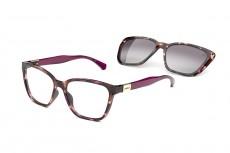 Óculos Clip On Feminino Colcci C6149 FF5 57 Armação+Solar