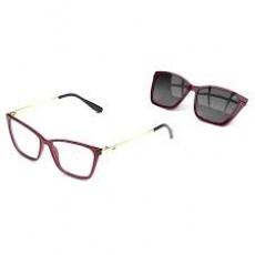Óculos Clip On Feminino Mormaii Swap 3 M6081 C77 57