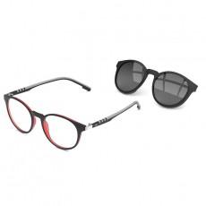 Óculos Clip On Unissex Mormaii Swap2 M6071 AFT Armação+Solar