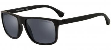 Óculos de Sol Empório Armani EA4033 5649/6Q 56-17 Preto Fosco