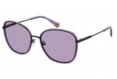 Óculos de Sol Feminino Polaroid PLD6117/G/S B3VKL Polarizado