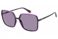 Óculos de Sol Feminino Polaroid PLS6128/s AYOKL Polarizado
