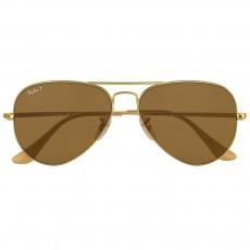 Óculos de Sol Feminino Ray-Ban RB3689 9064/47 58 Polarizado