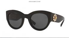 Óculos de Sol Feminino Versace Tribute 4353-B-M 5314/87