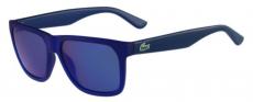 Óculos de Sol Lacoste L732s 424 56-15 Azul Espelhado