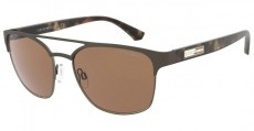 Óculos de Sol Masculino Empório Armani EA2093 3003/73 57