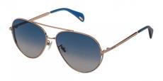 Óculos de Sol Masculino Police Fox SPL835 C8FFA