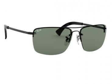 Óculos de Sol Masculino Ray-Ban RB3607 002/71 61-15 140