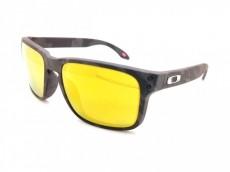 Óculos de Sol Oakley OO9102-0355 57 Holbrook Polarizado