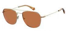 Óculos De Sol Polaroid Feminino Pld2084/g/s 3yghe 57-20 Polarizado
