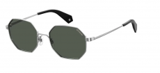 Óculos de Sol Polaroid Hexagonal Pld6067/s 79dm9