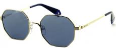 Óculos de Sol Polaroid Hexagonal Pld6067/s Lksxn