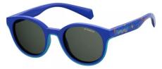 Óculos de Sol Polaroid Infantil Pld8036/s Pjpm9 42-19 Polarizado