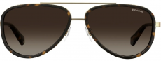 Óculos De Sol Polaroid Pld2073/s 086/la 57-15 Polarizado