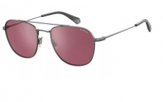 Óculos De Sol Polaroid Pld2084/g/s 6lbxn 57-20 Polarizado