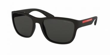 Óculos de Sol Prada Masculino SPS01U DG0-5S0 59-19 Preto Fosco