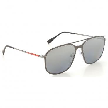 Óculos de Sol Prada Masculino SPS53T 7CQ-2F2 Polarizado