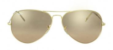 Óculos De Sol Ray-ban Aviador Rb3025l  001/3e Tam58