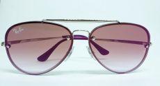 Óculos de Sol Ray-Ban Infantil RJ9548SN 212/V0 54 Aviador Flat