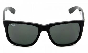Óculos De Sol Ray-ban Justin RB4165l 601/71 55 Brilhoso