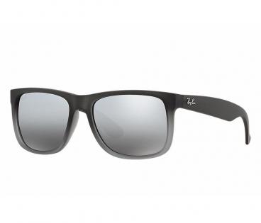 Óculos De Sol Ray-ban Justin Rb4165l 852/88 55 Cinza