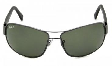 Óculos De Sol Ray-Ban Rb3503l 041/9a 66-15 Polarizado