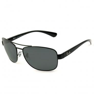 Óculos de Sol Ray-Ban RB3518L 006/81 63-16 Polarizado