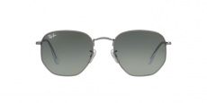 Óculos De Sol Ray Ban Hexagonal Rb3548-nl 004/71 54 21