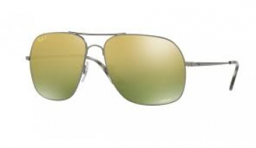 Óculos De Sol Ray Ban Rb3587-ch 029/60 61-15 140 Chromance