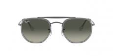 Óculos De Sol Ray Ban Rb3648-m The Marshal 004/71 52