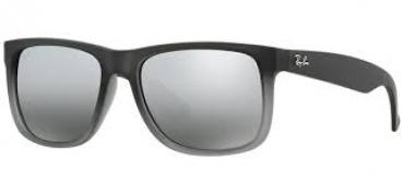 Óculos De Sol Ray-ban Rb4165l Justin 852/88 55-16