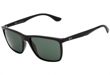 Óculos De Sol Ray Ban RB4288L 601/71 57-18 145 Preto Brilho
