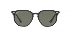 Óculos De Sol Ray Ban Rb4306l 601/9a 54 Polarizado