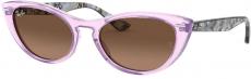 Óculos de Sol Ray-Ban RB4314-n Nina 1284/43